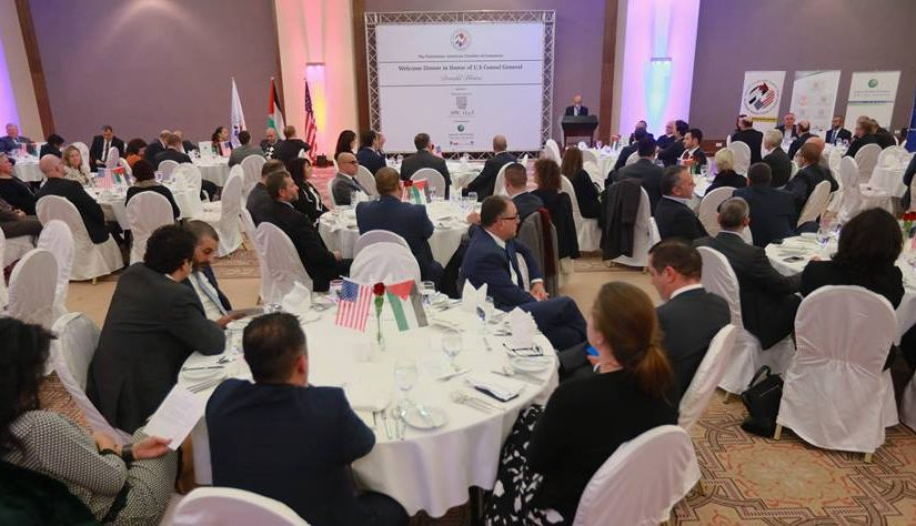 AmCham Palestine Host a Welcome Reception & Dinner in Honor of the U.S. Consul General Donald Blome